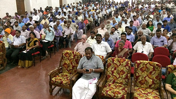 "Sri Lanka election authorities obstruct Tamil meeting ""discussing politics"""