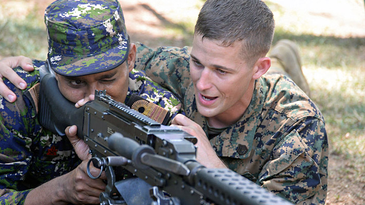 More US military assistance to Sri Lanka