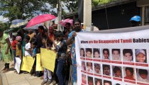 Tamil mothers mark childrens' day with list of kids taken away by military