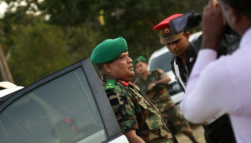 Sri Lanka urged to probe general for hundreds of disappearances