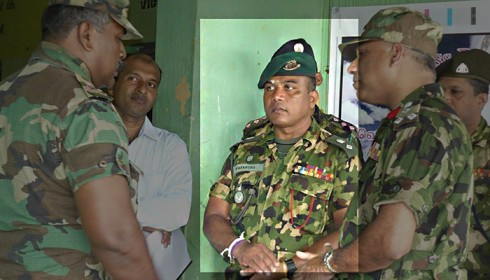 UN stops Sri Lanka commander from peacekeeping operations