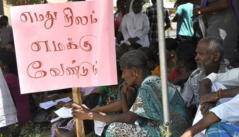 Sri Lanka: Real purpose of military occupying people's land is profit-making