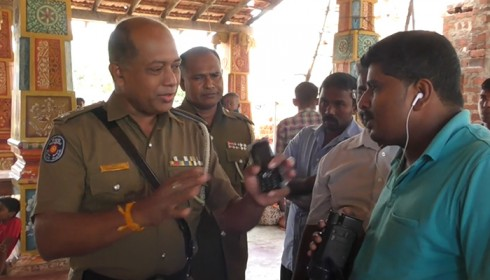 Police obstruct Tamil journalists carrying out their duty in northern Sri Lanka