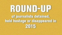 Increase in number of journalists held as hostages around the world – RSF