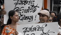 Pressure mounts on Sri Lanka to release writer jailed by misusing UN treaty law