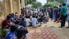 Sri Lanka: Muslims join Tamils protesting the demolition of war dead monument