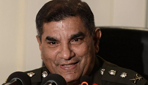 Top general accused of war crimes calls for military rule in Sri Lanka