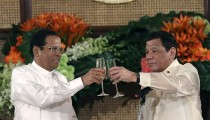 Sri Lanka president vows to go ahead with 'Duterte Style