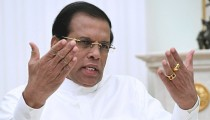UN and Sri Lanka president give conflicting accounts of a phone conversation