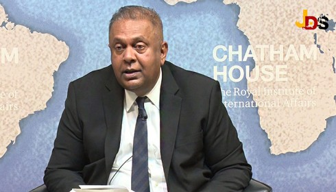 Sri Lanka FM has no excuse for sending spy chief to UN (Video)