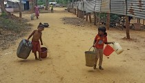 Worst drought-hit Sri Lanka's north not given drinking water