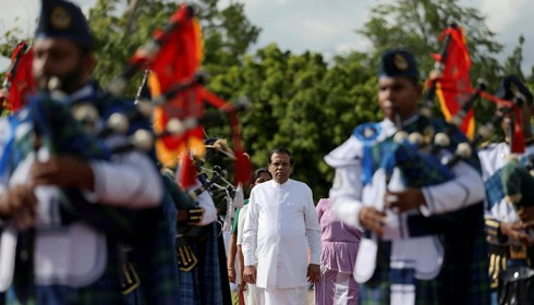 "Top military ranks to Sri Lanka ex commanders ""illegal and undemocratic"""
