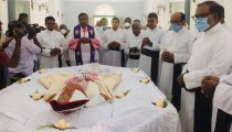 Tamil Bishop who exposed the human cost of Sri Lanka's bloody war, no more