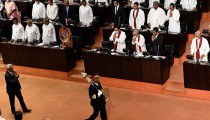 "Sri Lanka: 20 A ""contrary to the rule of law and principals of separation of powers"""
