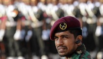 Sri Lanka: Highest ever military budget under Sirisena's